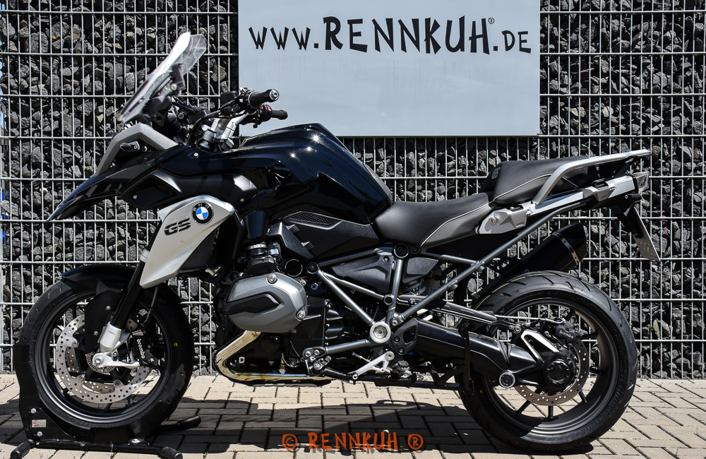 Rennkuh Shop R 1200 Gs Lc Adaptor For Using 17 Inches Rs Lc Front